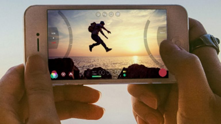 Learn how to use the camera's widescreen mode on your iPhone