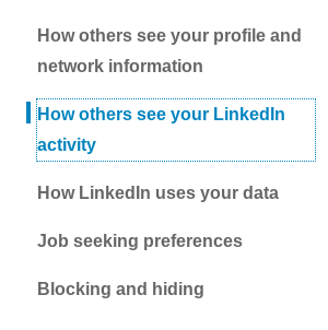 LinkedIn Contacts, the new LinkedIn application to have our contacts at hand