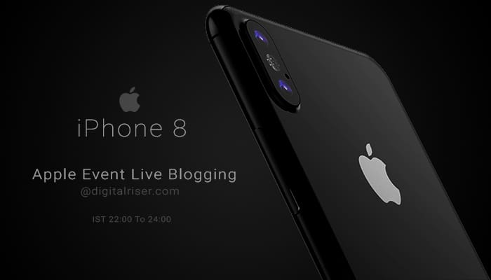 Live Apple Special Event: iPhone X, iPhone 8, Apple Watch Series 3