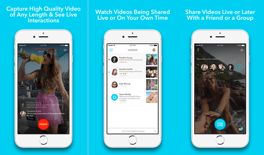 Live Pictures Cam, Live Photos on any iPhone with iOS 9