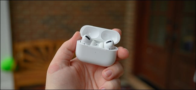 Locating the AirPod Serial Number