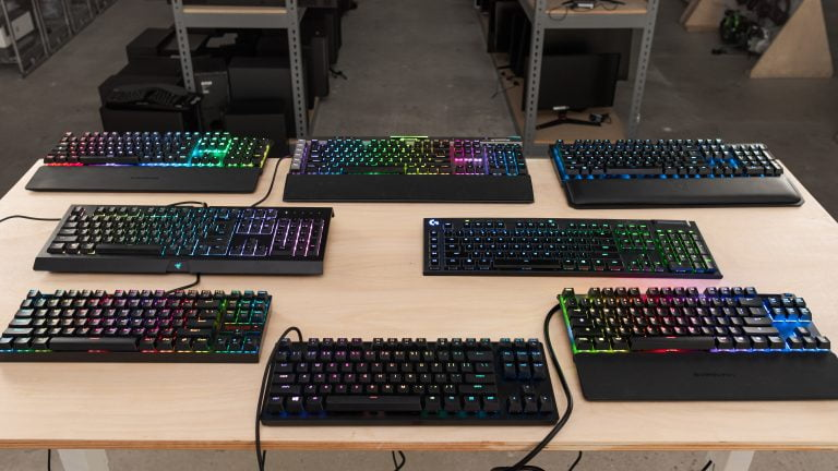 Logitech Gaming peripheral series now supports OS X