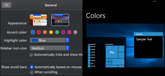 macOS Mojave makes it easy to transition from Windows to Mac
