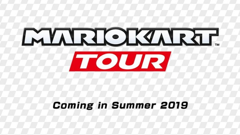 Mario Kart Tour for iPhone and iPad now has a release date