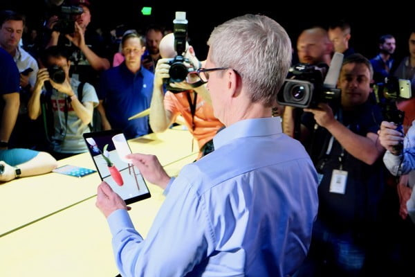 Mark Gurman doesn't think there will be a new Mac or iPad at WWDC 2018