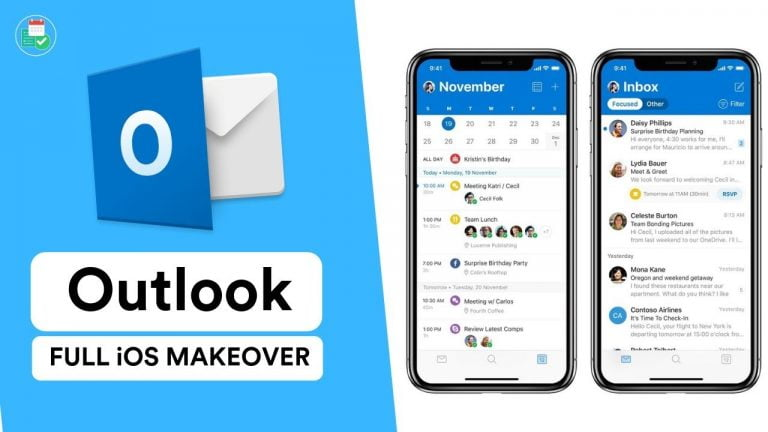 Microsoft is upgrading Outlook on Mac to look more like iOS