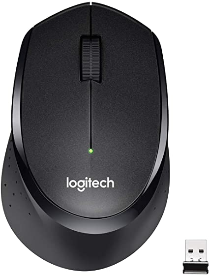Mid-range Mac and iPad mouse: Logitech M330