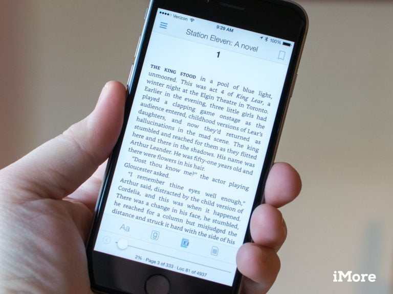 Moving eBooks from the iPhone or iPad to the Amazon Kindle on iOS 13