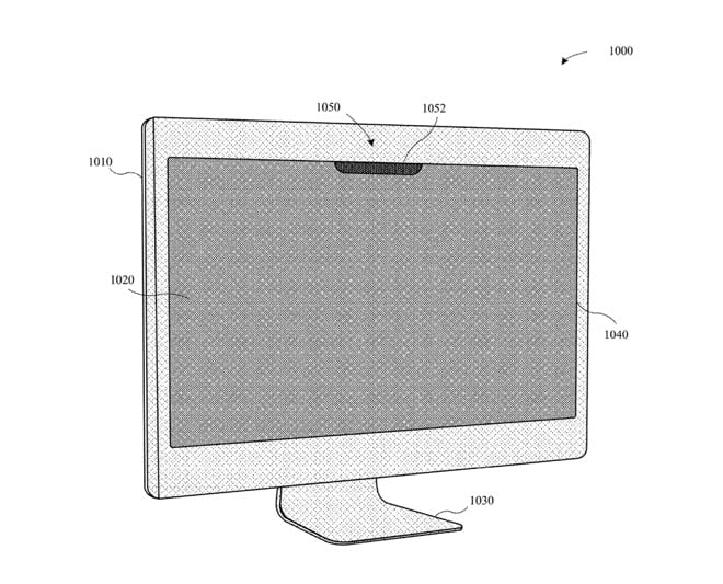 New Apple Patent Shows the Future of Face ID on the Mac