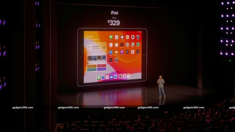 New iPads also at the September 10 event