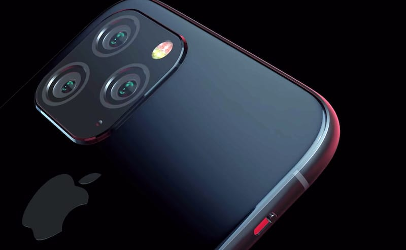New iPhone XI render and information on which models will carry the triple camera