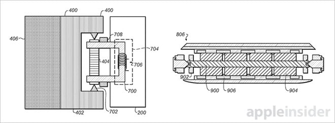 New patent: Thinner Apple Watch