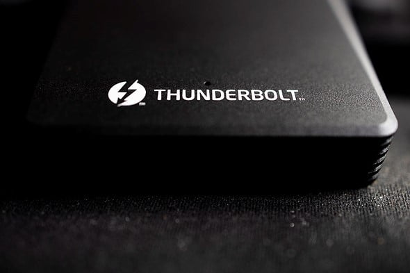 New Thunderbolt, Intel increases speed to 20Gb