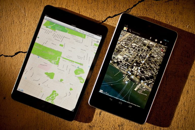 Nexus 7 and the new Kindle range Could Apple still pose a threat?