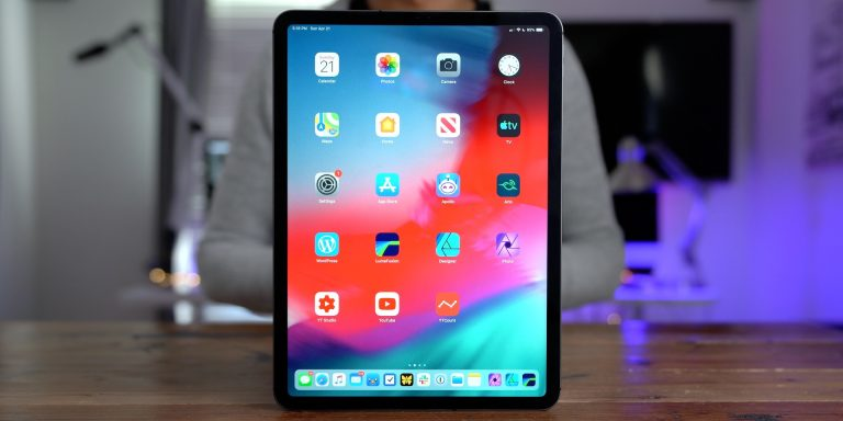 Offer on iPad Pro 2018 to save up to $110