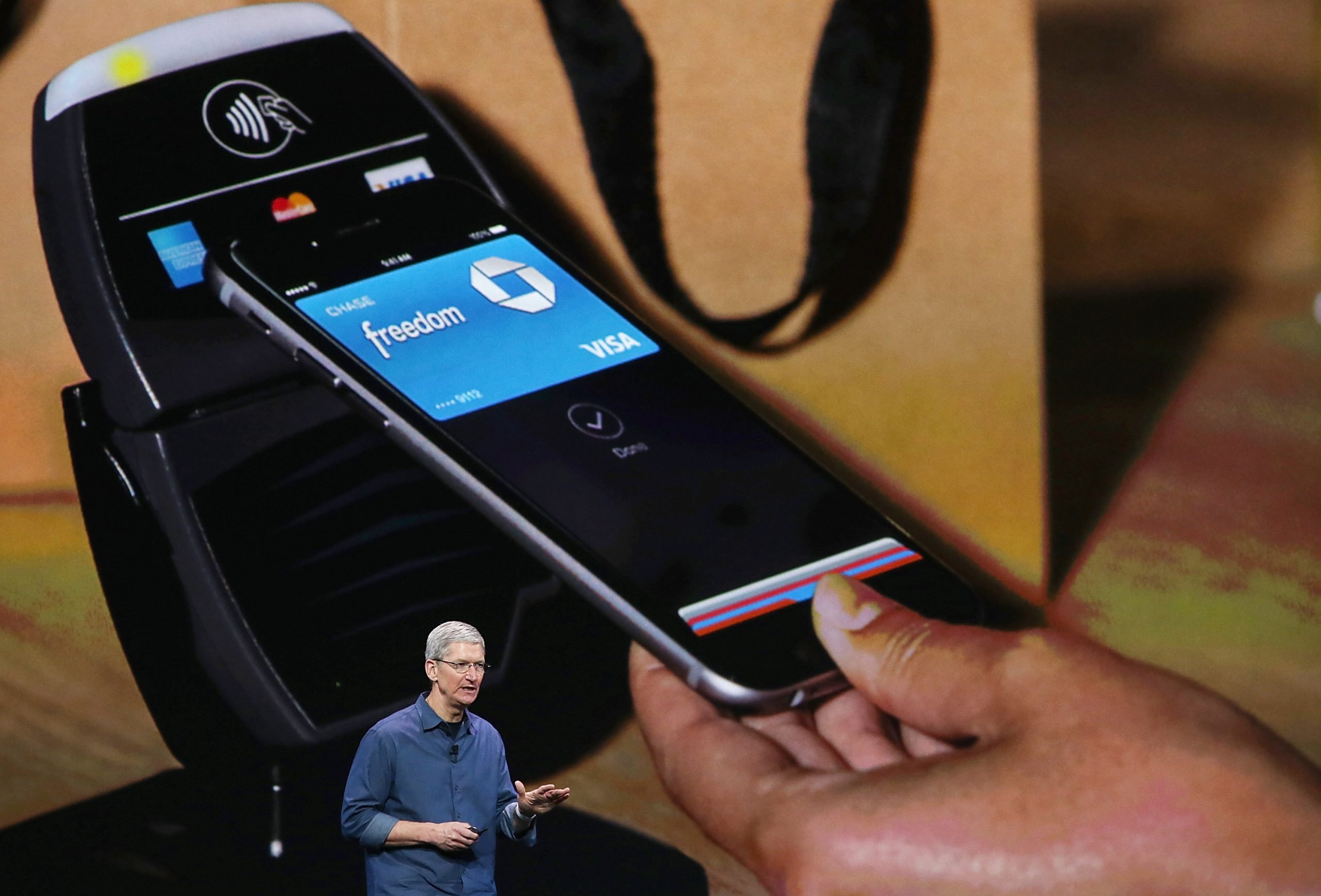 PayPal to Collaborate on Apple's Mobile Payment System