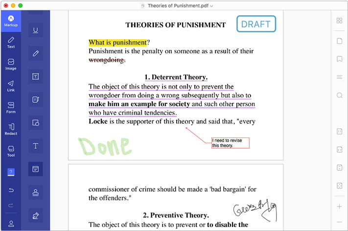 PDFelement, an indispensable tool on your Mac