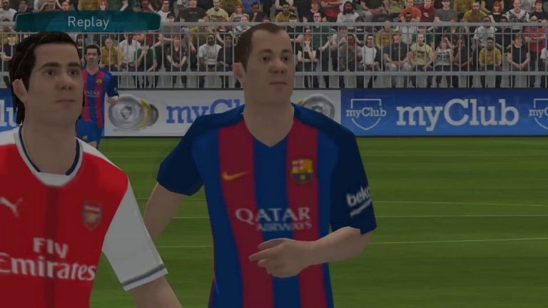 PES2017 for iPhone is coming soon to the App Store