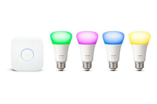 Philips Hue, the light bulb that will be at the service of your iPhone