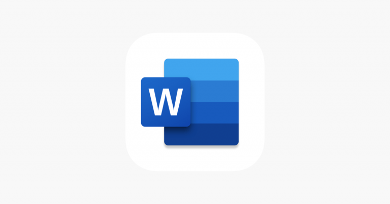 Play the iOS 7 interface with Microsoft Word