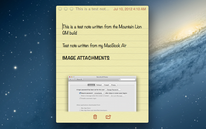 Power Nap, we explain the new functionality in Mountain Lion