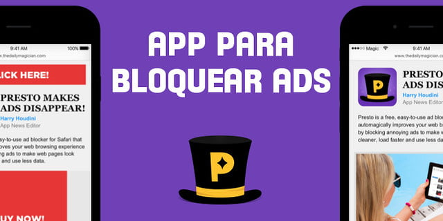 Presto, the ad blocker for iOS that will free you from annoying web advertising