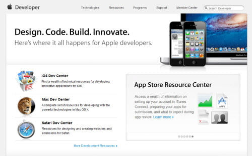 Programming in iOS and Mac OS: iOS Design (I)