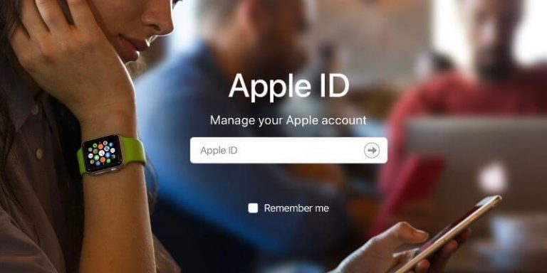 Remembering a forgotten Apple ID password