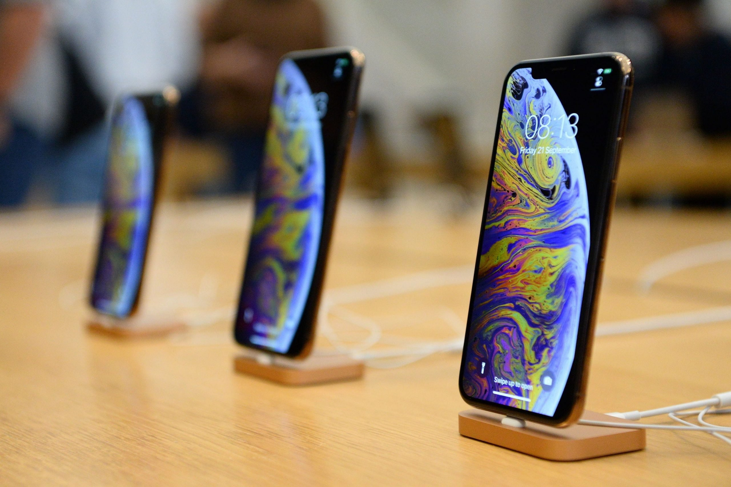 Rumor has it that production of the iPhone X Gold has begun