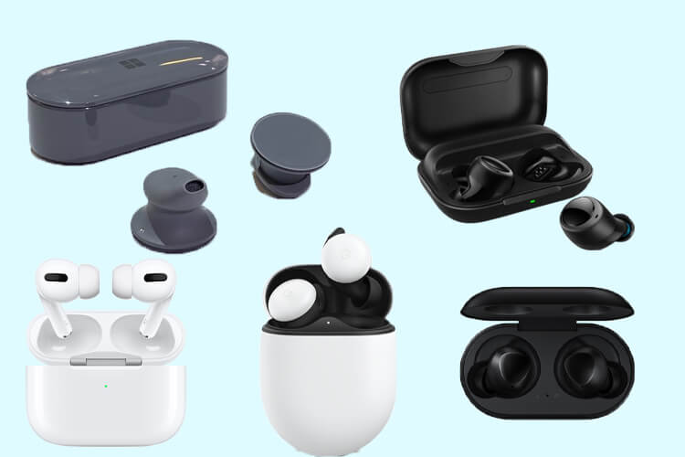 Samsung Galaxy Buds+ vs AirPods 2: technical comparison