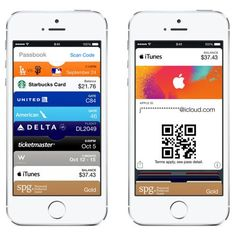 Samsung Wallet, Passbook Competition for Android