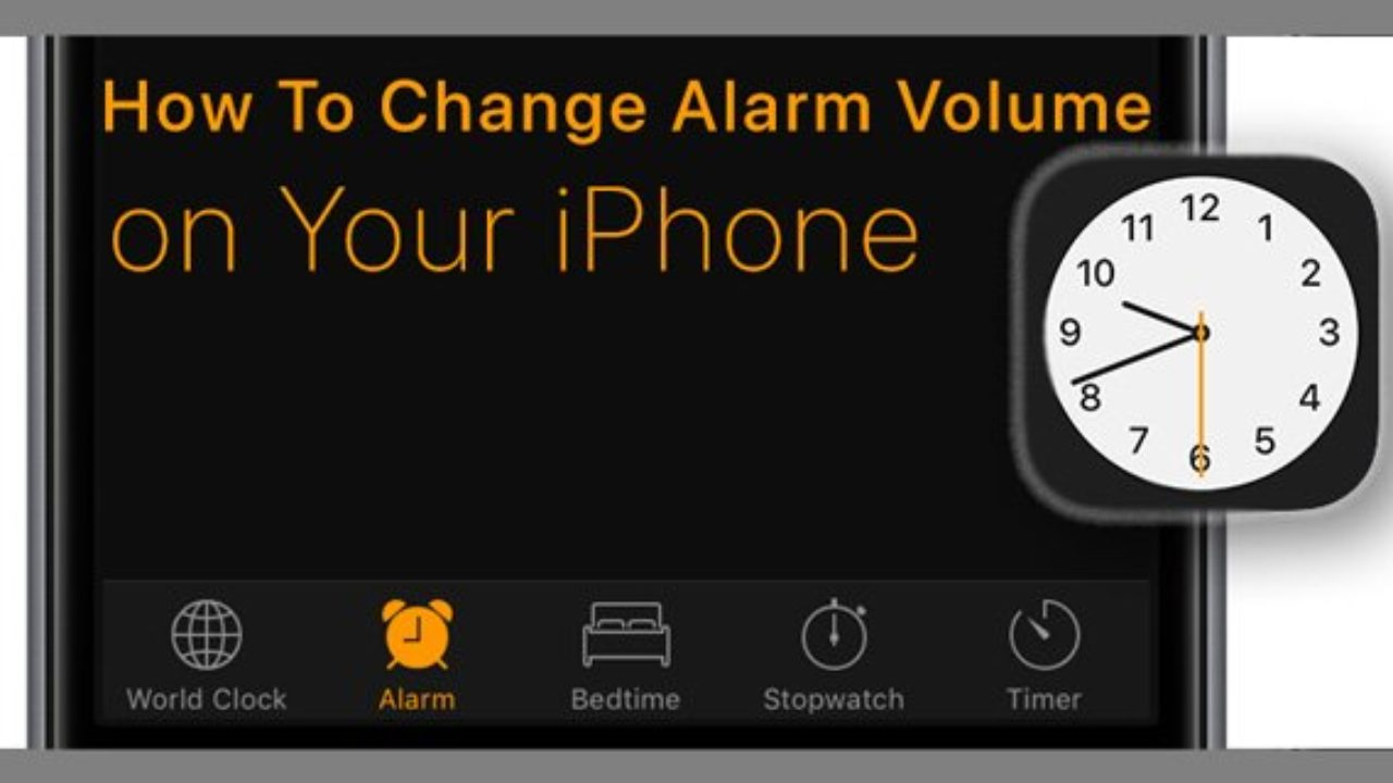 Setting an alarm on your HomePod