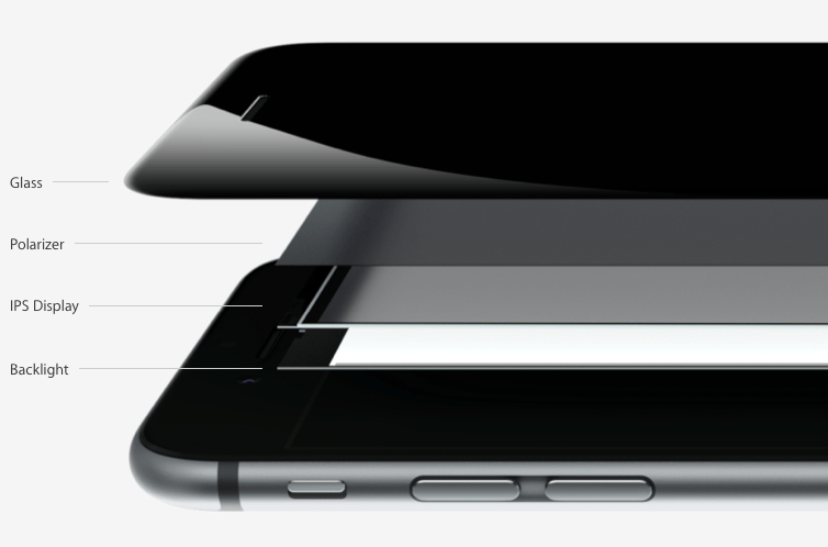 Sharp could manufacture the iPhone's OLED screens
