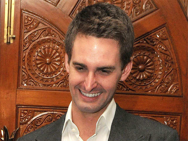 """Snapchat CEO says his app is not for """"poor countries"""" like India and Spain"""