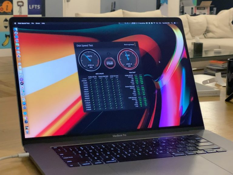 Solution to the problem with the 16″ MacBook Pro