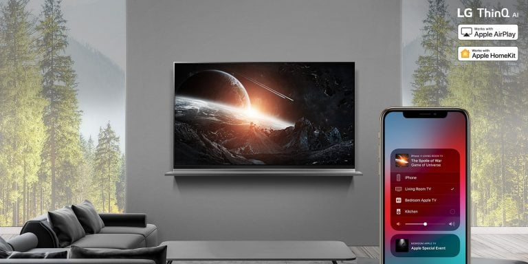 Sony to integrate AirPlay 2 and Siri into its new TVs