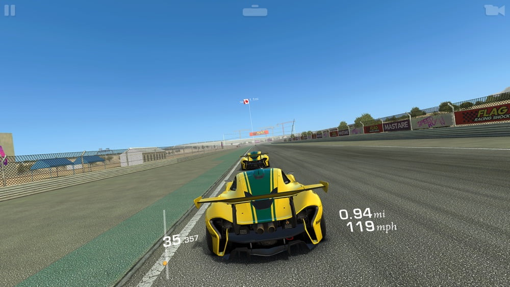 Soon we will have a new update of Real Racing 3, Dubai awaits