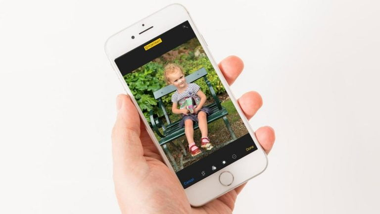 Spotlights, the free app that mimics portrait mode in any photograph
