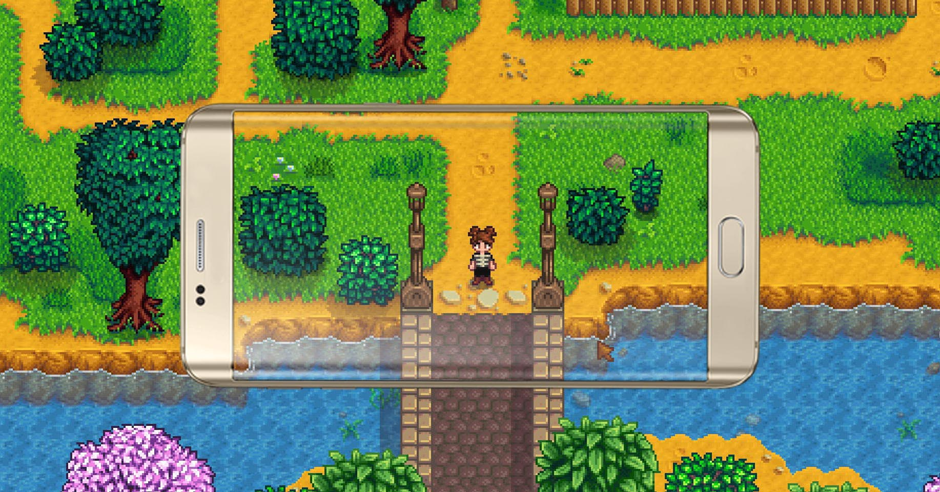 Stardew Valley; One of the most downloaded games on Steam comes to iOS