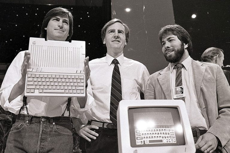Steve Jobs' role in making Apple the second highest rated brand