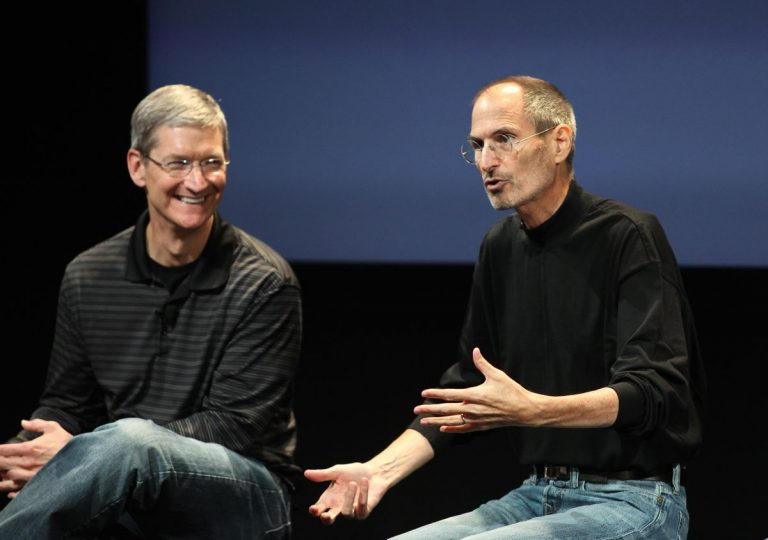 Steve Jobs worked on the design of an Apple television