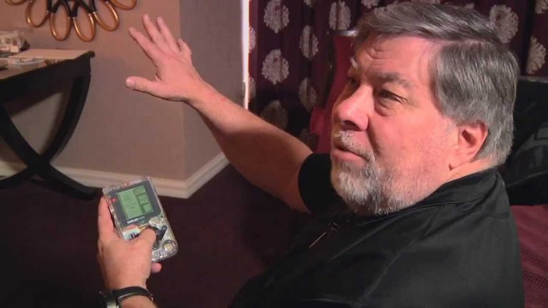 Steve Wozniak talks about Apple and his new watch