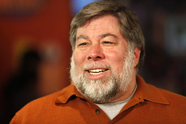 Steve Wozniak, will continue to use the iPhone 8 instead of the X