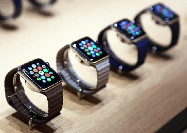 Stores where the Apple Watch is sold