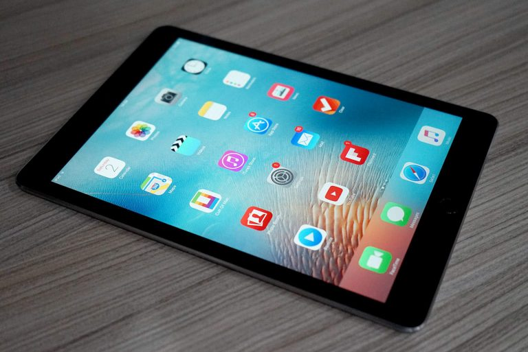 The 9.7-inch iPad Pro could arrive next week