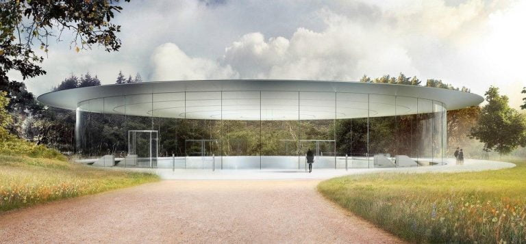 The Apple Campus 2 will not be completed until 2017