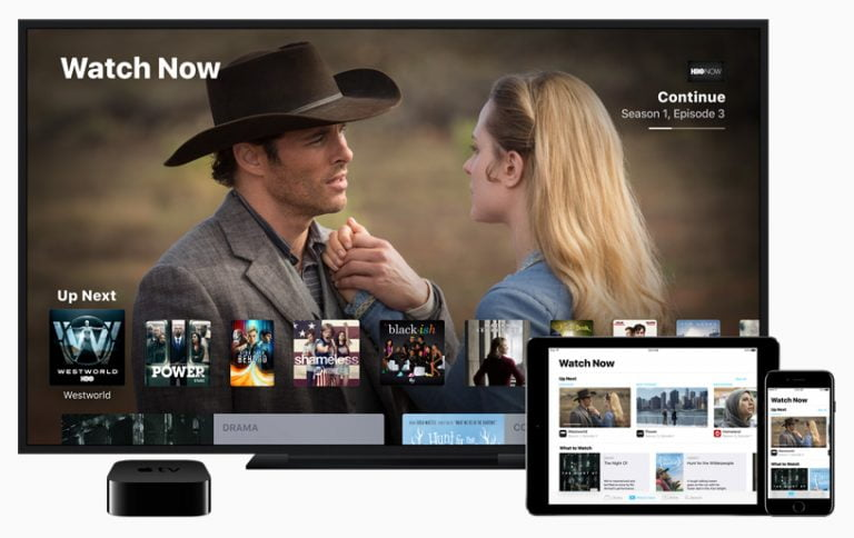 The Apple TV with games that will come to our living room