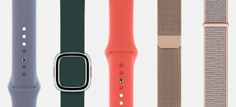 The Apple Watch Series 4 will have a size of 40 and 44 mm