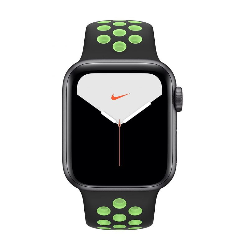 The Apple Watch Sport, perfect for runners