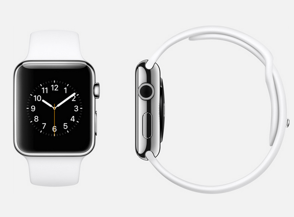 The Apple Watch will be waterproof, according to Tim Cook